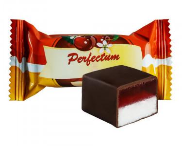 """Конфета """"Perfectum"""" со вкусом ванили и вишни"""