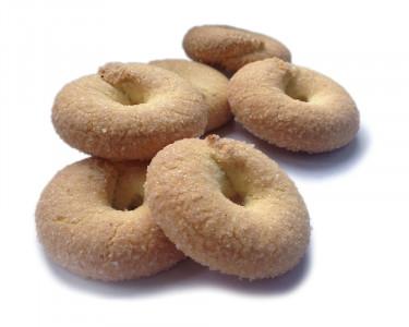 Печенье Кольцо Сахарное